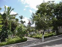 Praça Cardeal Motta.