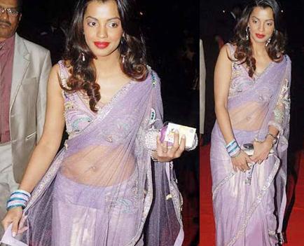Mughda Godse 2010 Filmfare Mandira Wirk