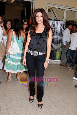 Twinkle Khanna Araaish