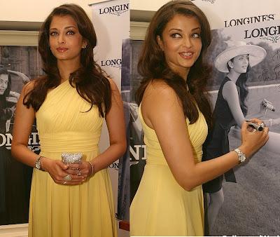 Aishwarya Rai Bachchan Longines