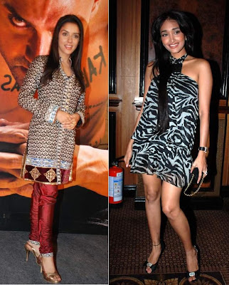 Jiah Khan Asin Ghajini success party