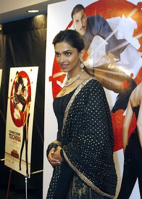 Deepika Padukone Chandni Chowk to China premiere