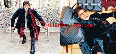 Amitabh Bachchan LOfficiel Hommes Louis Vuitton Abu Jani Sandeep Khosla