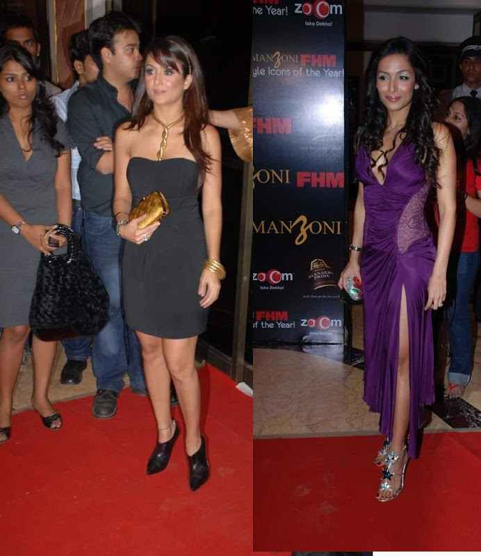 Amrita Arora Louis Vuitton Malaika Arora Khan 09 FHM Style Icon Awards