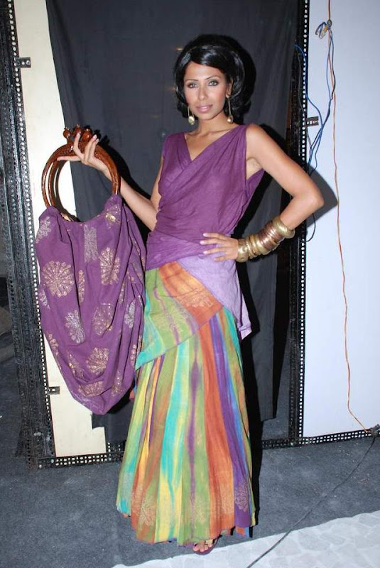 Candice Pinto Achala Sachdev fashion show