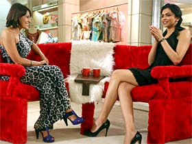 On the couch with Koel Purie Deepika Padukone