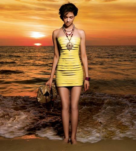 Deepika Padukone Phuket Harper's Bazaar photoshoot