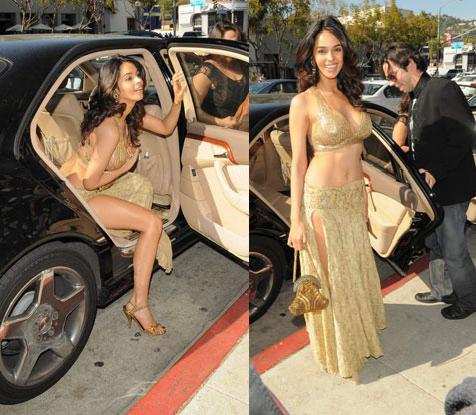 Mallika Sherawat Milkshake launch West Hollywood Millions of milkshakes
