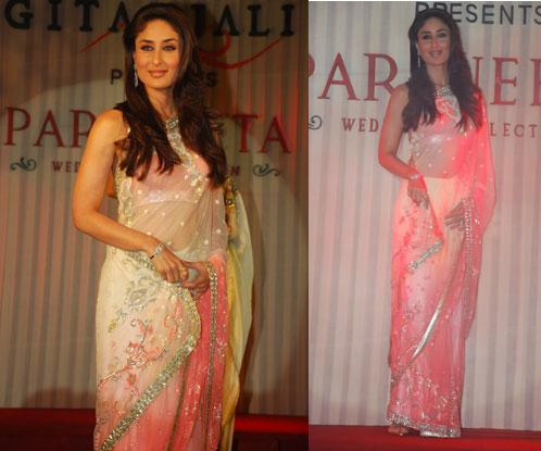 Kareena Kapoor Gitanjali jewellery promotion