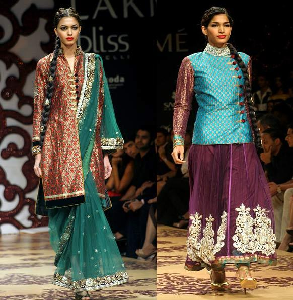 Vikram Phadnis Lakme FAshion WEek