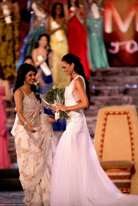 Priyanka chopra Miss World pageant 2009