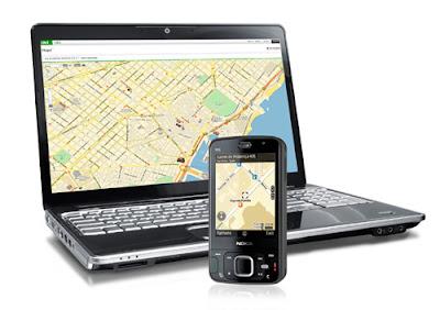 Mapp-Gratis-Ovi-Maps