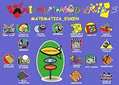 MATEMATICA RECREATIVA DIVERTIDA_ED