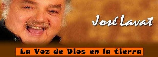 José Lavat, la voz de Dios en la tierra