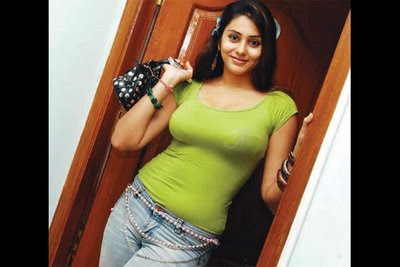 Namitha Sexy booby Tamil actress video