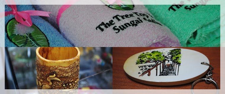 The Tree Top Walk Online Souvenir Shop