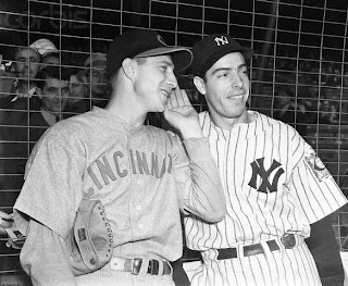 Walters and Joe DiMaggio