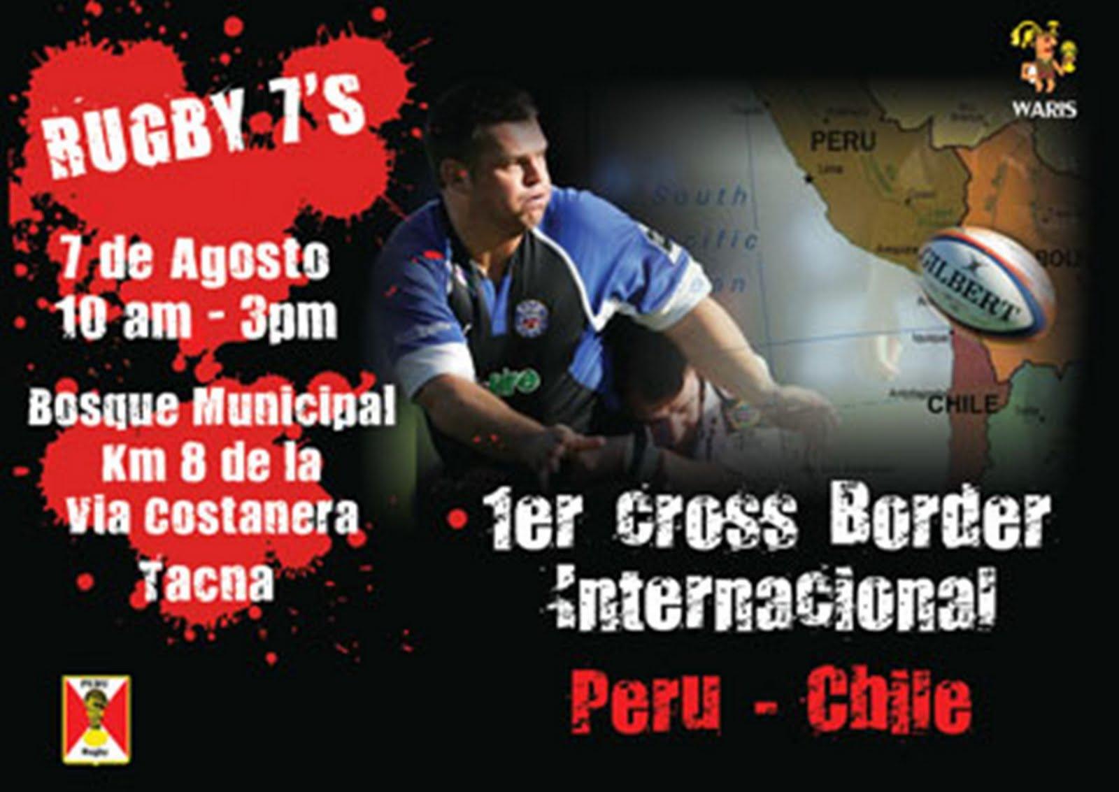 RUGBY Waris viajan a Tacna para enfrentar a Chile