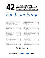 42 Easy Reading Song Arrangements - Book