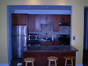 Newbury St Kitchen Remodel
