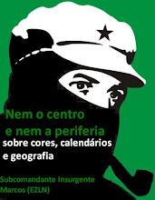 """""""Nem o centro e nem a periferia"""" no Primeiro Colóquio Internacional in memorian Andrés Aubry"""