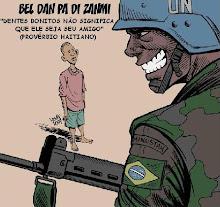 BRASIL: FORA DO HAÍTI !