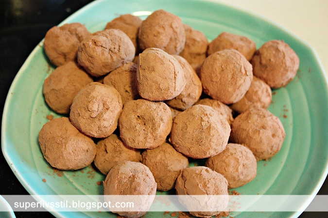 brownies uten sjokolade