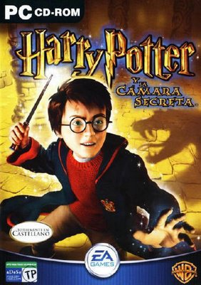 juego de harry potter y la camara secreta para pc:
