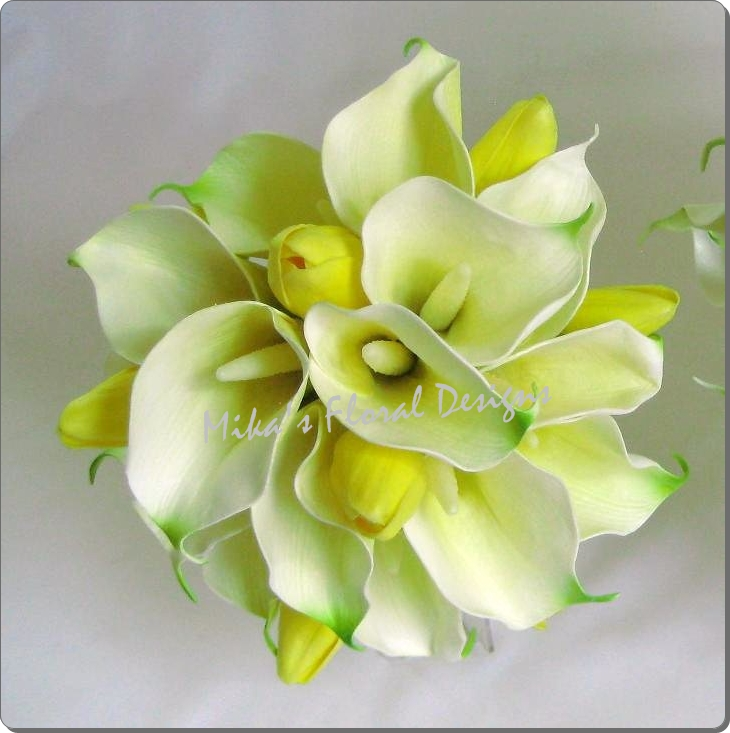 Calla Lily Wedding Decorations