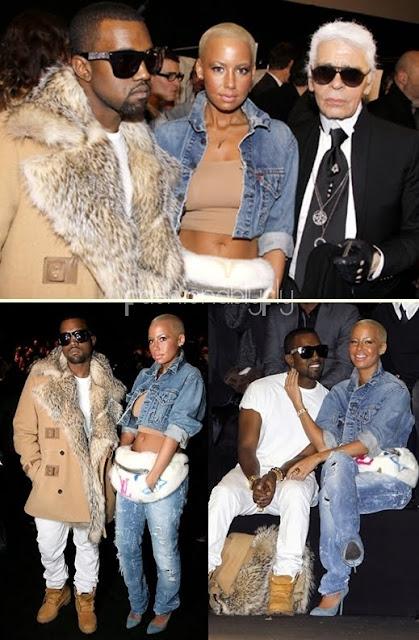 kanye-amber-lagerfeld+fashionablyfly.blogspot.com
