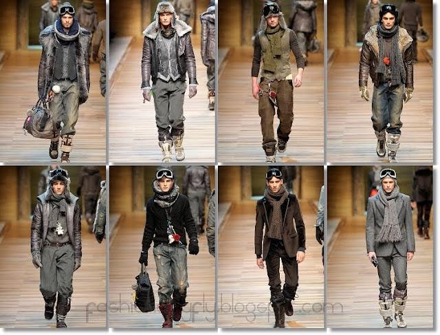 D&G+ FashionWk Milan+fashionablyfly.blogspot.com