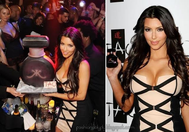 Kim Kardashian Perfume+Fashionablyfly.blogspot.com