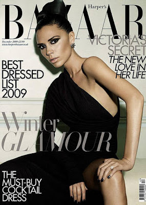 Victoria Beckham Harper's Bazaar Cover_fashionblyfly.blogspot.com
