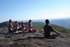 Caminhada com Yoga na Serra do Mar