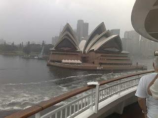 Wet Sydney