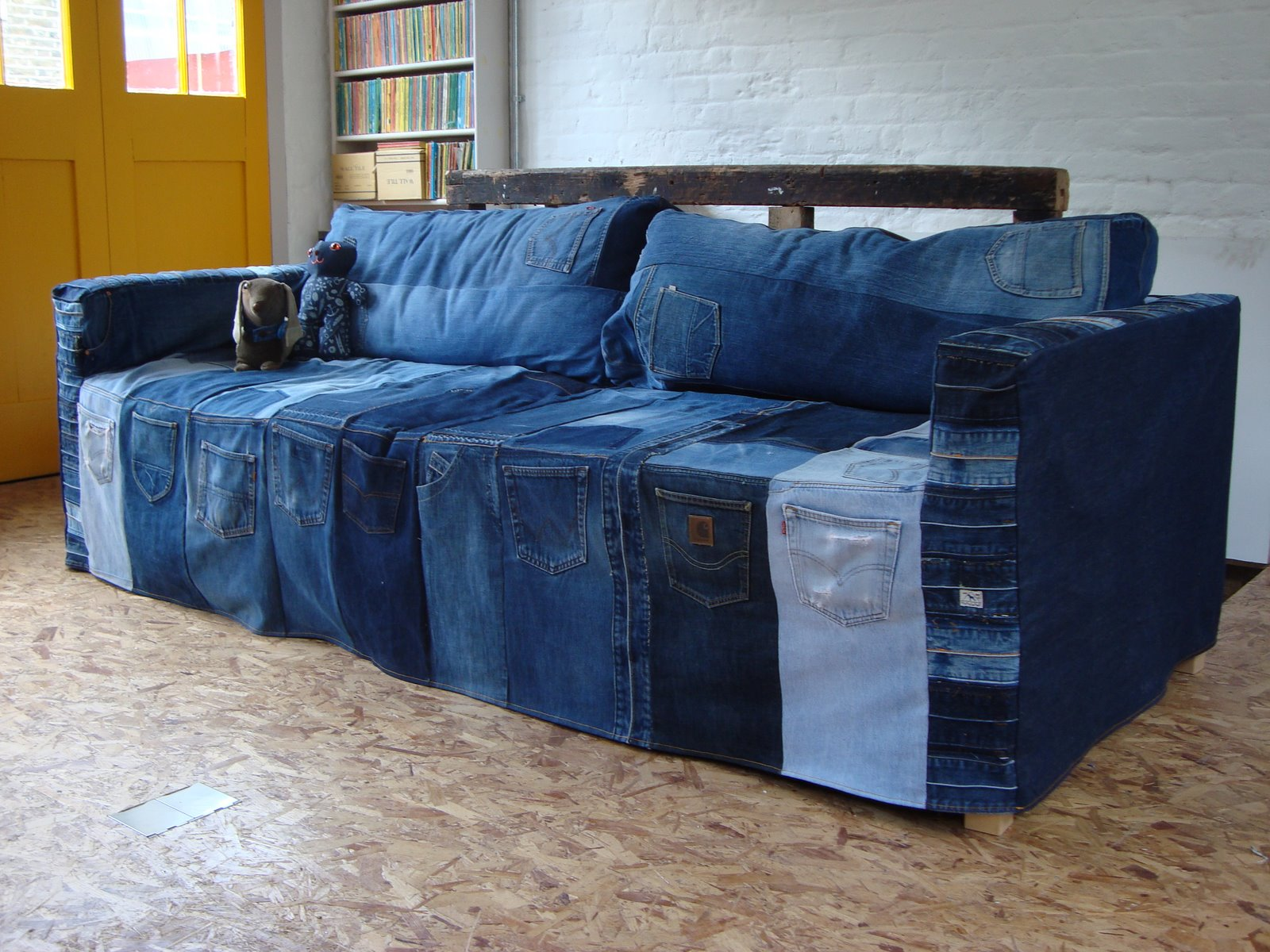 Upcycle my coney for Sofa upcycling