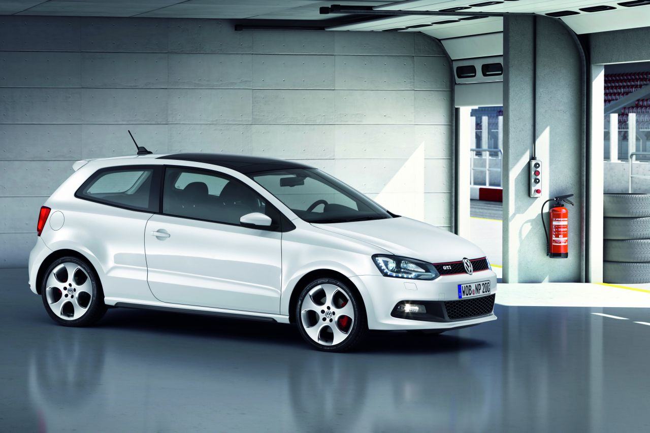 volkswagen polo pronte al debutto le versioni gt e gtd. Black Bedroom Furniture Sets. Home Design Ideas