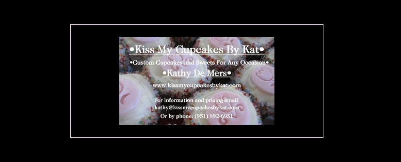 Kiss My Cupcakes