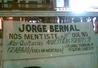 Jorge Bernal Mentiroso