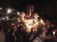 templo de mazamitla en diciembre