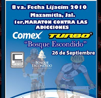 ciclismo en Bosque Escondido