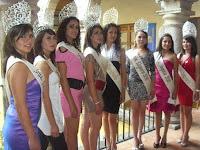 Reinas de Las Fiestas La Manzanilla 2010