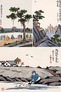 Китайский художник Фен Зикаи