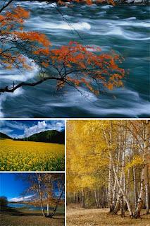 Высококачественный фотоклипарт высокого разрешения Пейзажи