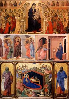 итальянский художник Дуччо ди Буонинсенья