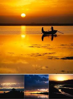 Фотографии закатов и рассветов высокого разрешения высококачаственные