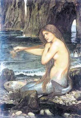 gorgona Στοιχειά και στοιχειωμένοι τόποι της θάλασσας