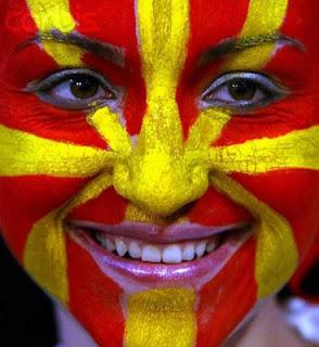 skopje girl2 Σλαβομακεδόνες: ο πρώτος λαός της ...γης!