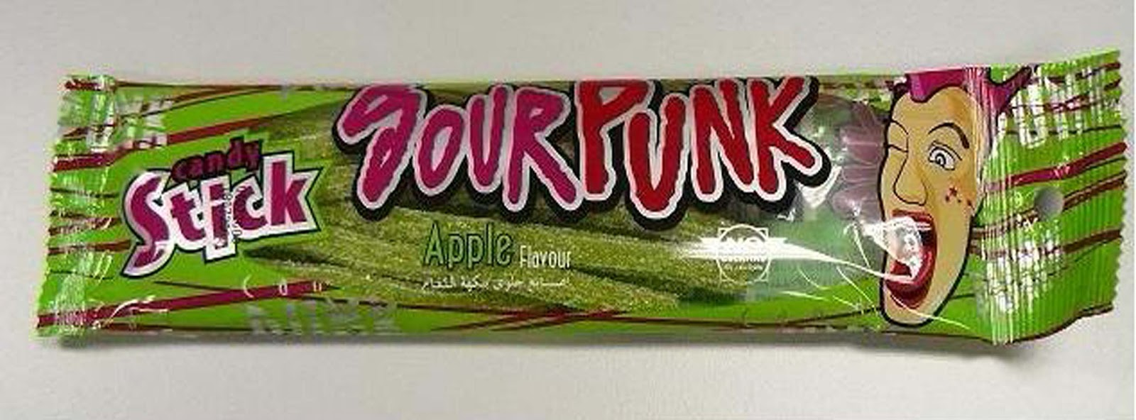Amazon – Sour Punk 40g @ Rs 30 – 3 Flavors Available – Apple – Blueberry – Lemon – Free Shipping Included IMPORTED PRODU