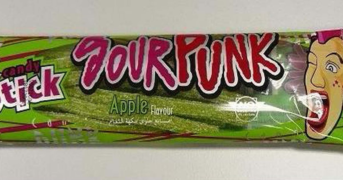 candy store  sour punk candy